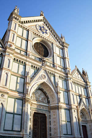 Basilica of Santa Croce (Basilica of the Holy Cross), Florence photo
