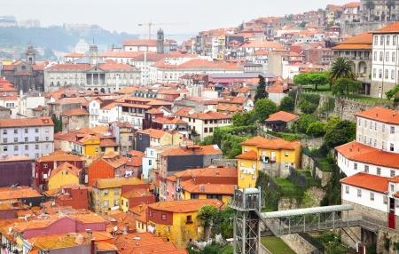 View of Porto, Portugal Stock Photo - 13864124