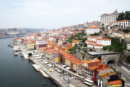View of Porto and Douro river, Portugal Stock Photo - 14136119