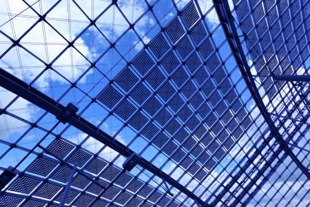 Roof - abstrakte industriellen Hintergrund