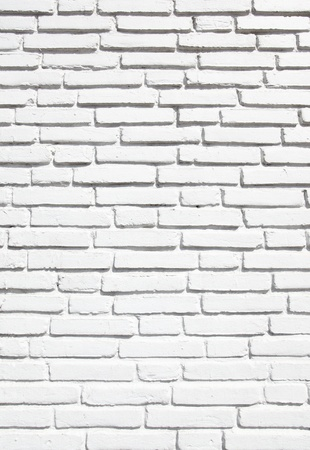 brickwork: Textura de ladrillo blanco close-up