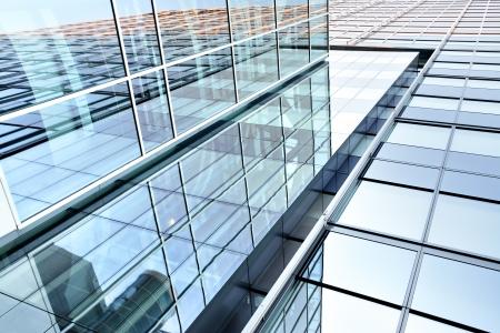 Office building close up Reklamní fotografie