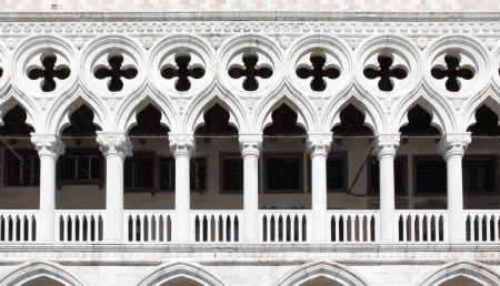 architectural styles: Colonnade of Doge