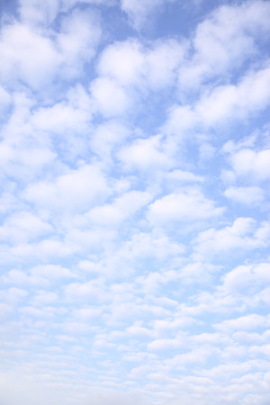 pale background: Sky with clouds, may be used as background (vertical)
