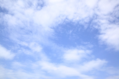 fleecy: Summer sky, may be used as background