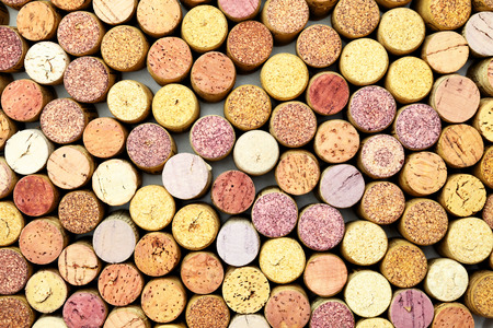 lots of: Lots of wine corks, may be used as background