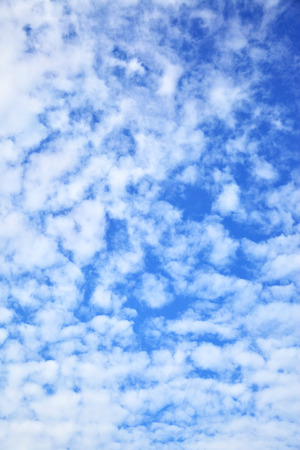 ciel avec nuages: Texture of clouds, may be used as background (vertical)
