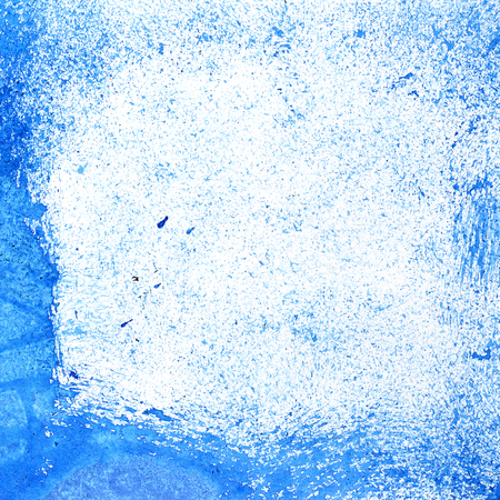 speckle: Abstract background with blue ink dots