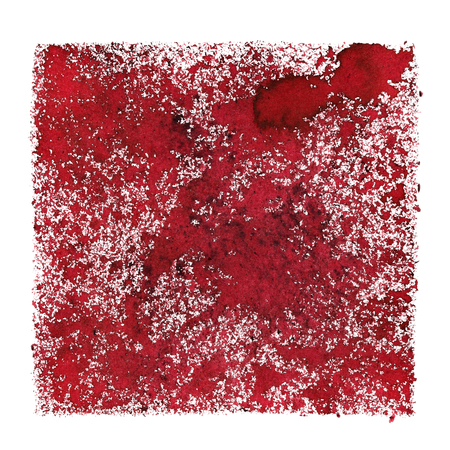 red abstract: Red grunge abstract background -- raster illustration