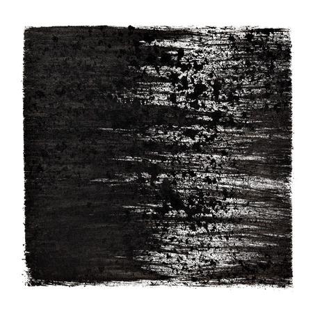 Black grunge background wth strokes -- raster illustration