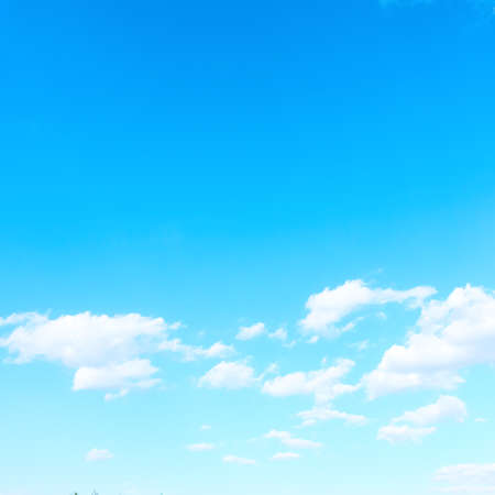 Sky with clouds. Background with space for your own text