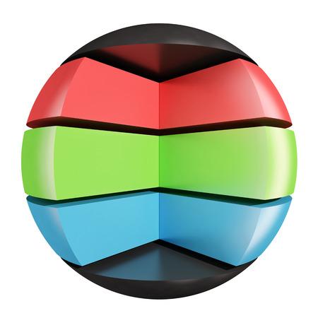 rgb: RGB abstract Stock Photo
