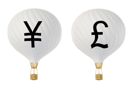 bw: Bw currency hot air balloons