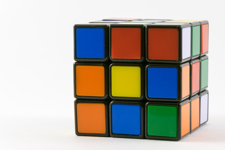 rubik cube. Stok Fotoğraf - 82537563
