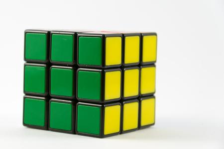 invented: rubik cube.