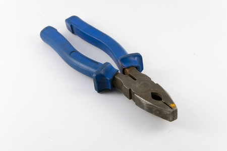 directory: old rusty pliers.