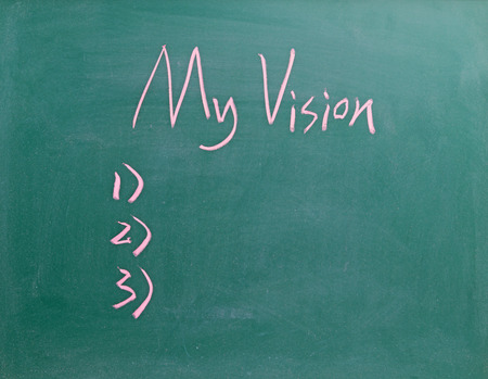 My Vision  photo