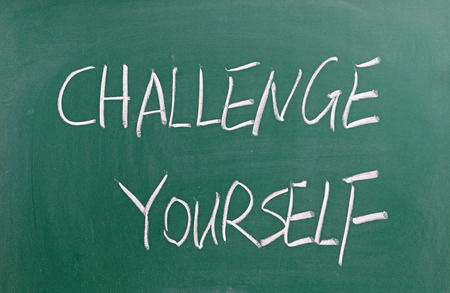 Challenge yourself  photo