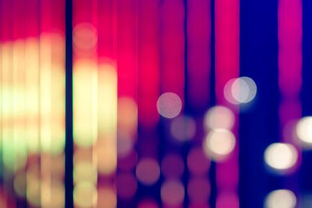 Światła: piękne tło na ciemno Zdjęcie Seryjne