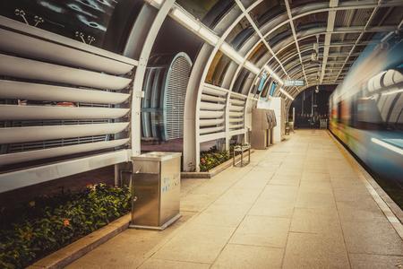 香港の鉄道駅