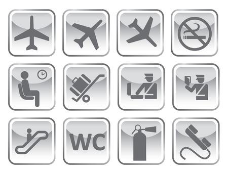 airport symbol