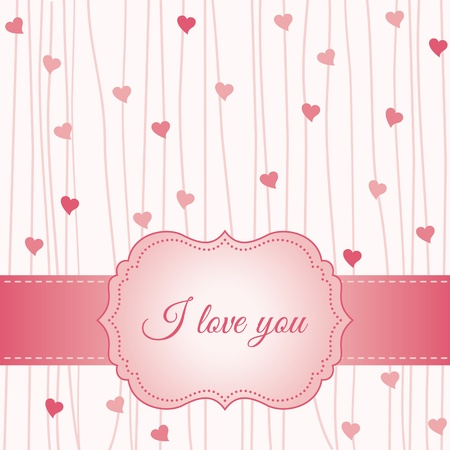 love card Stock Vector - 11874823