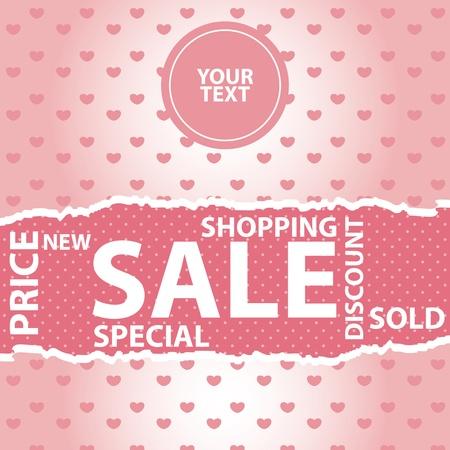 sale discount advertisement Vector