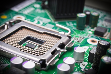 Motherboard Stock Photo - 12012782