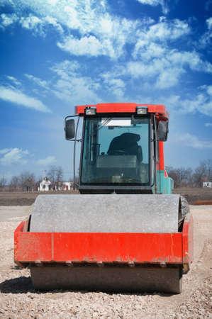 Construction equipment Stock Photo - 12843929