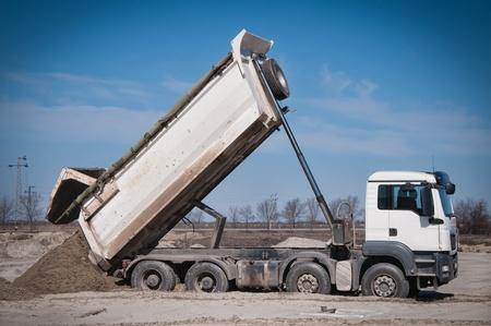 in the dumps: Dump Truck