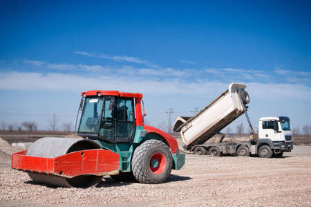 Construction equipment Stock Photo - 12843899