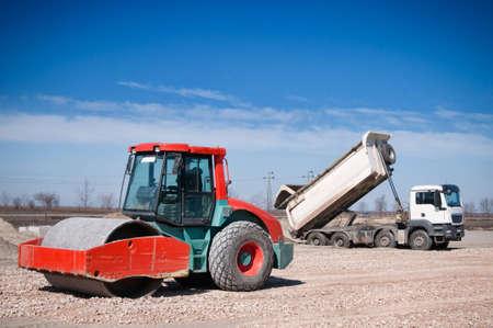 Construction equipment Stock Photo - 12843899