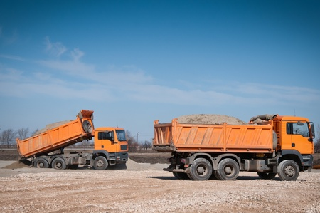 camion minero: Dump Truck
