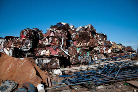 Recycling of metals photo