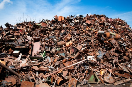 scrapyard: Car scrap