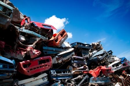 Car scrap