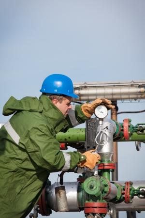 adult footprint: Gas Production Operator