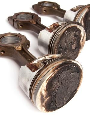 aluminum rod: Car pistons