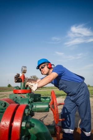 Olie-ingenieur