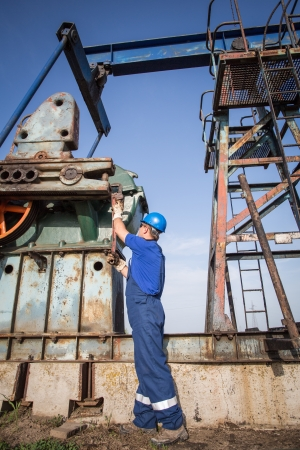 trabajador petroleros: Ingeniero de petr?leo