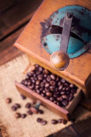 tatter: molino de caf? viejo