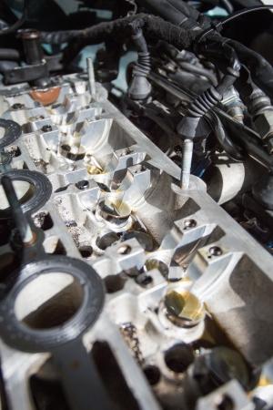 Engine inside photo