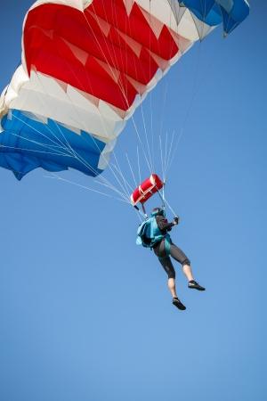 parachutist photo