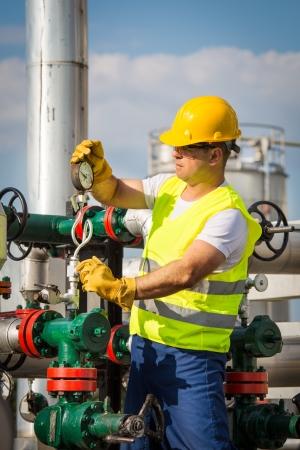 Olie en Gas Productie Operator