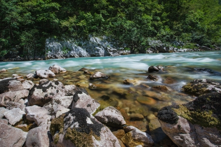 hill of tara: Tara river canyon