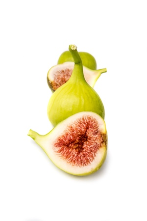 Figs isolated Stock Photo - 22027127
