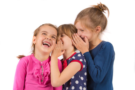 Kinderen fluisteren