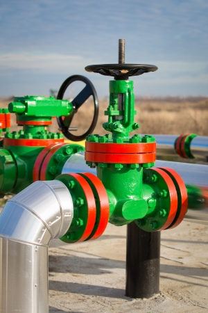 deliverables: Oil Valve in the oil industry
