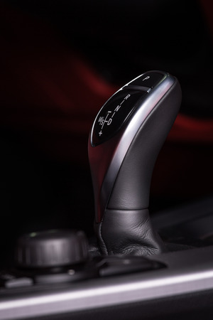 shifter: Automatic gearbox shifter