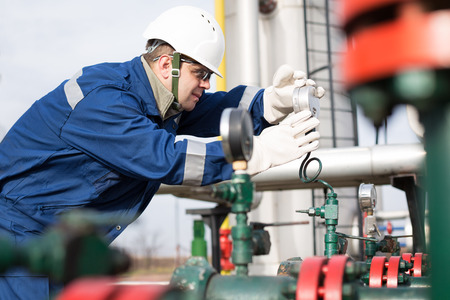 well: Gas Production Operator